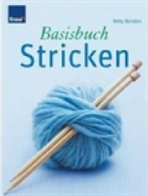 Bild von BARNDEN Basisbuch Stricken