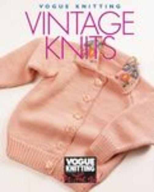 Bild von VOGUE KNITTING Vintage Knits