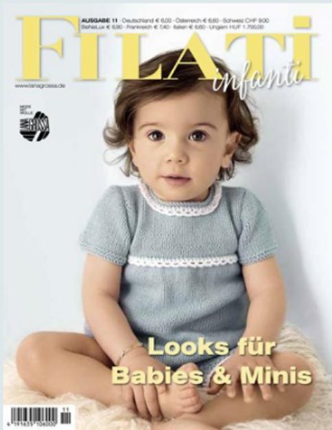 Bild von LANA GROSSA FILATI INFANTI 11