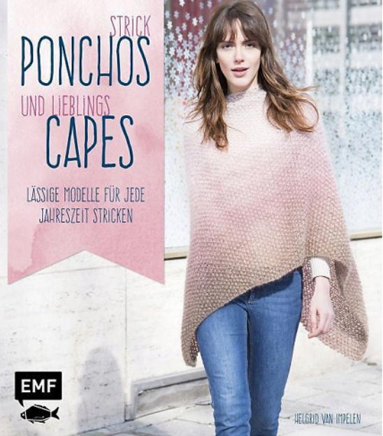 Bild von VAN IMPELEN Strick-Ponchos und Lieblings-Capes