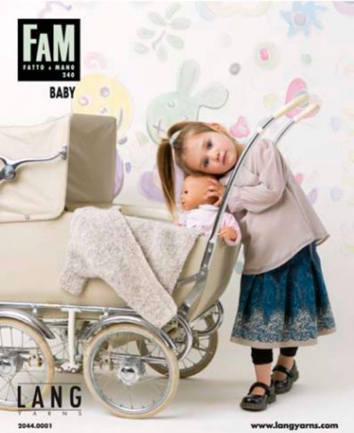 Bild von LANG FATTO A MANO 240 Baby