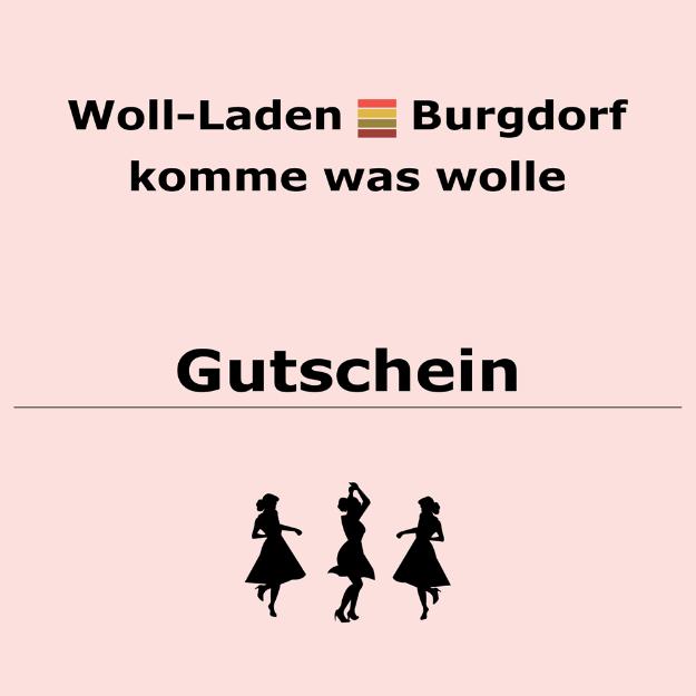 Woll-Laden Gutschein