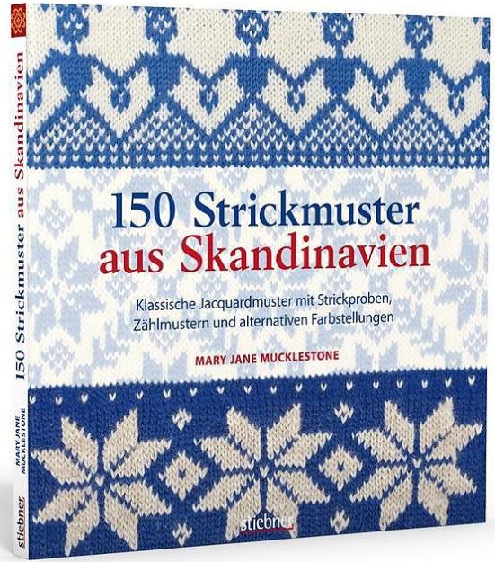 Bild von MUCKLESTONE 150 Strickmuster aus Skandinavien