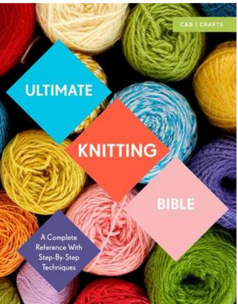 Bild von BRANT Ultimate Knitting Bible