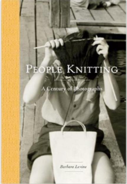 Bild von LEVINE People Knitting