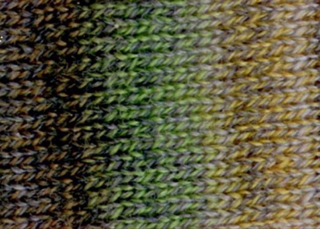 ITO NIJI Shades of Green 256