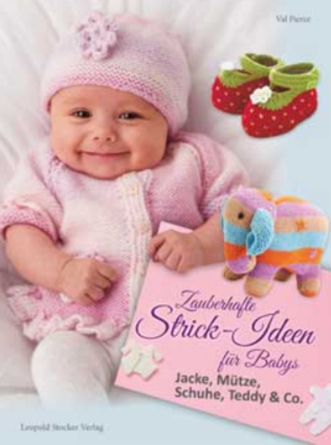 Bild von PIERCE Zauberhafte Strick-Ideen für Babys