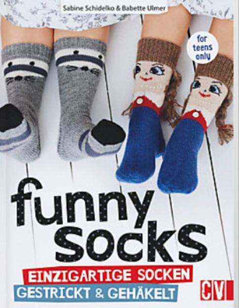 Bild von SCHIDELKO Funny Socks