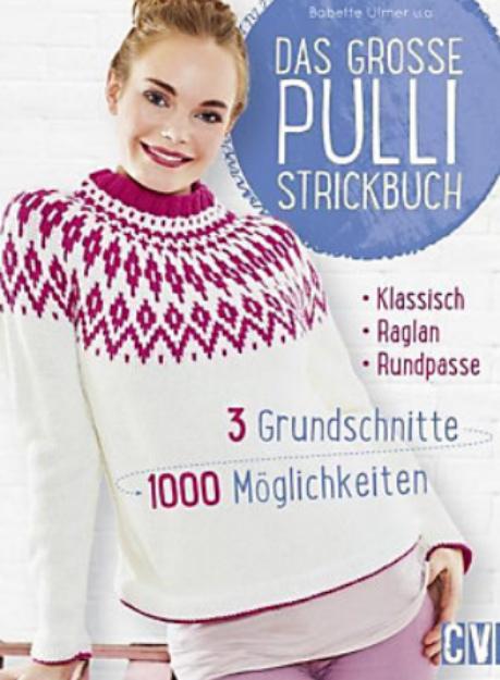 Bild von ULMER Das grosse Pulli-Strickbuch