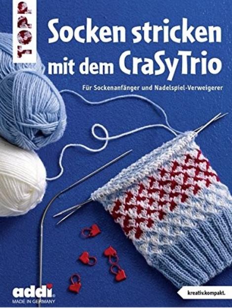 Bild von Socken stricken mit dem CrasyTrio