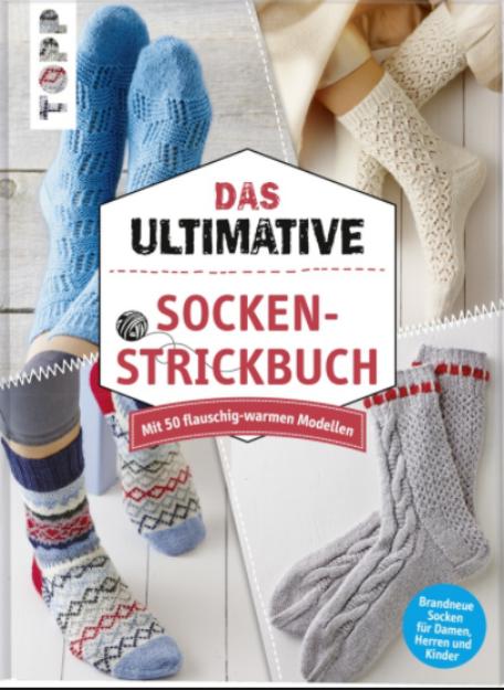 Bild von Das ultimative Socken-Strickbuch