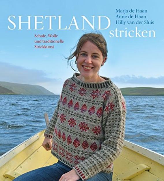 Bild von HAAN Shetland stricken