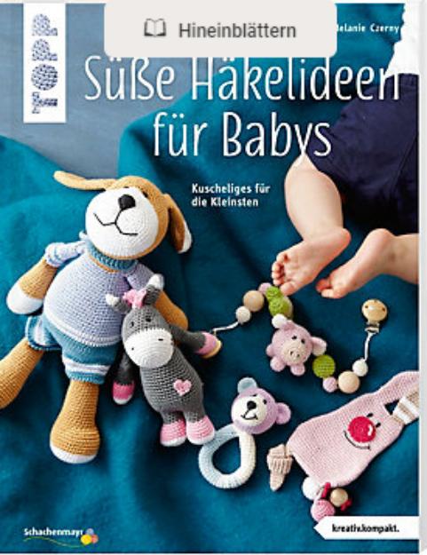 Bild von CZERNY Süsse Häkelideen für Babys