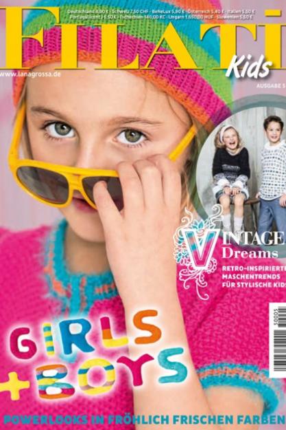 Bild von LANA GROSSA FILATI KIDS & TEENS 5
