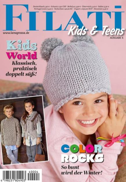 Bild von LANA GROSSA FILATI KIDS & TEENS 4