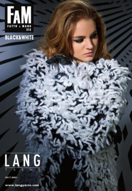 Bild von LANG FATTO A MANO 213 Black & White