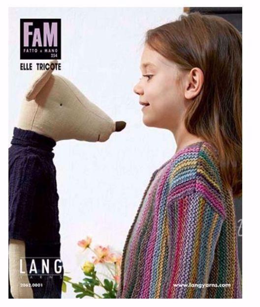 Bild von LANG FATTO A MANO 254 Elle Tricote