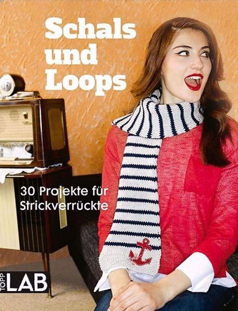 Bild von Schals und Loops