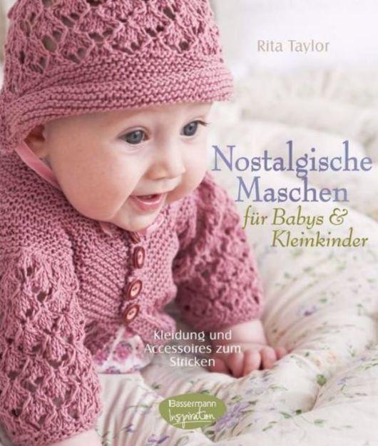 Bild von TAYLOR Nostalgische Maschen für Babys und Kleinkinder
