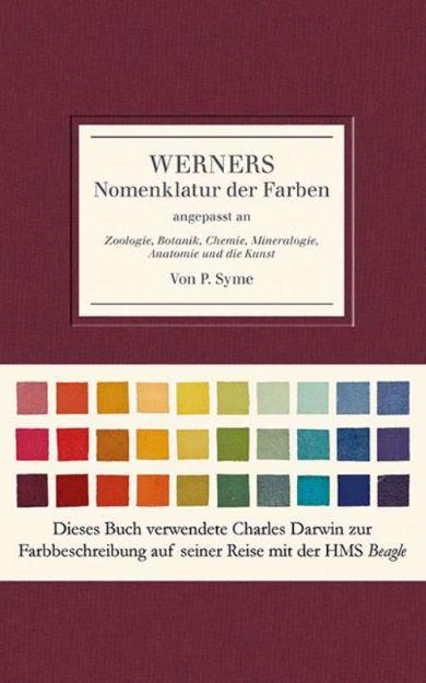 Bild von SYME Werners Nomenklatur der Farben