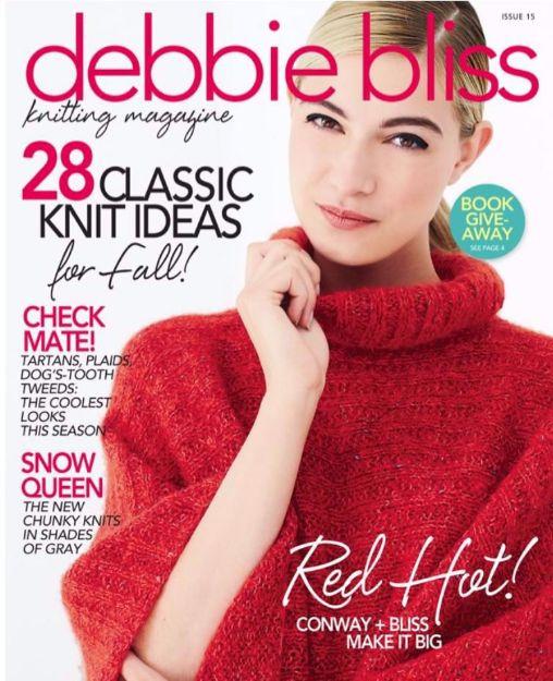 Bild von DEBBIE BLISS Knitting Magazine Nr. 15