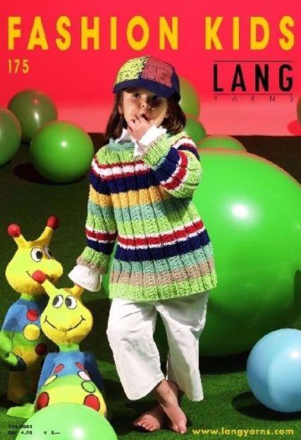 Bild von LANG FASHION KIDS 175