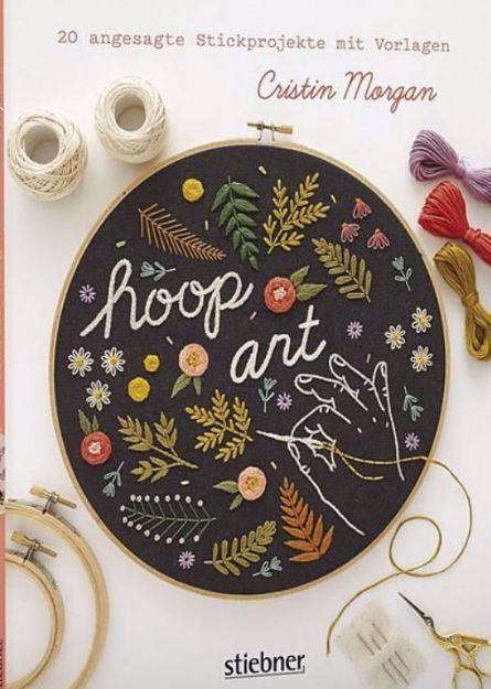 Bild von MORGAN Hoop Art