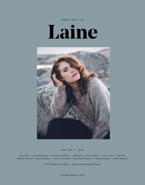Bild von LAINE MAGAZINE No 9