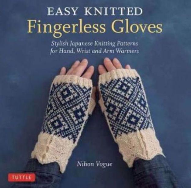 Bild von NIHON VOGUE Easy Knitted Fingerless Gloves