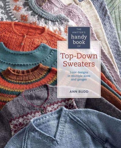 Bild von BUDD The Knitter's Handy Book of Top-Down Sweaters