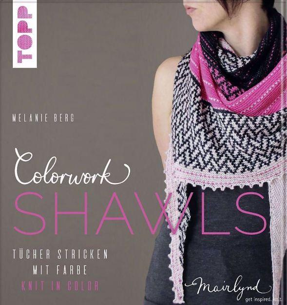 Bild von BERG Colorwork Shawls
