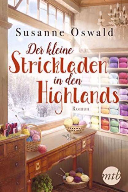 Bild von OSWALD Der kleine Strickladen in den Highlands
