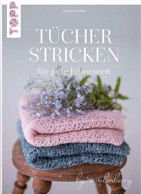 Bild von KALLIO Tücher stricken für jede Jahreszeit