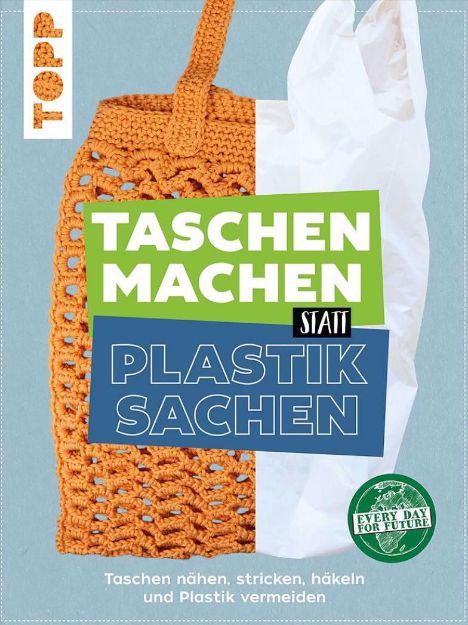 Bild von Taschen machen statt Plastiksachen
