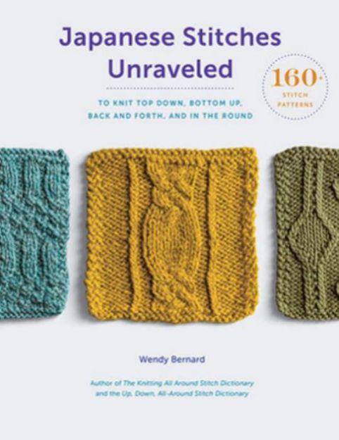 Bild von BERNARD Japanese Stitches Unraveled