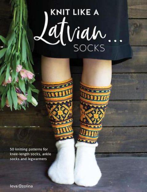 Bild von OZOLINA Lettisch stricken Socken