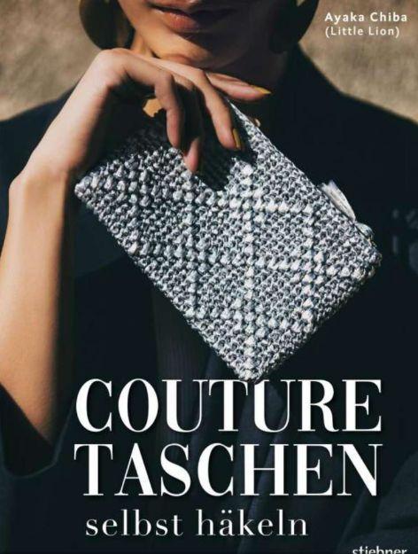 Bild von CHIBA Couture Taschen selbst häkeln