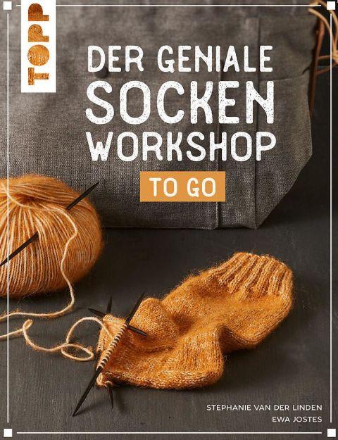 Bild von VAN DER LINDEN Der geniale Socken Workshop to go