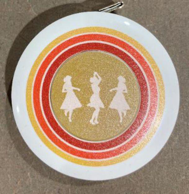 Bild von ROLLMASSBAND Tanzende Frauen