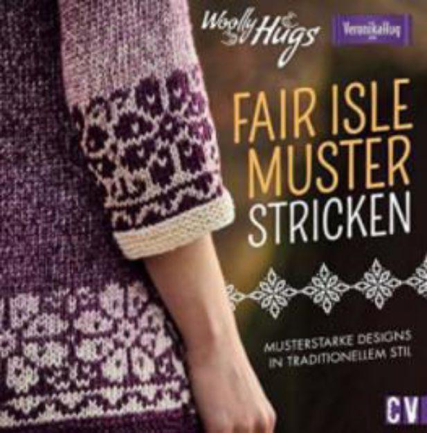 Bild von HUG Fair Isle Muster stricken