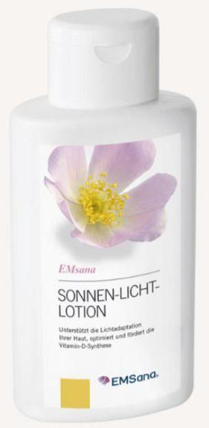 """Bild von EMSANA Sonnen """"Licht"""" Lotion 250ml"""
