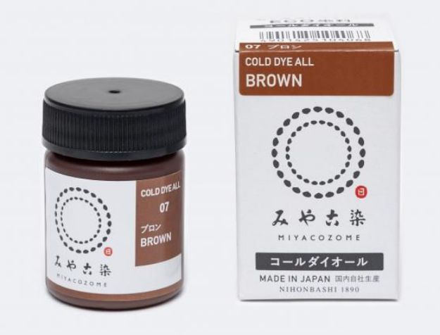 ITO COLD DYE ALL Brown 7