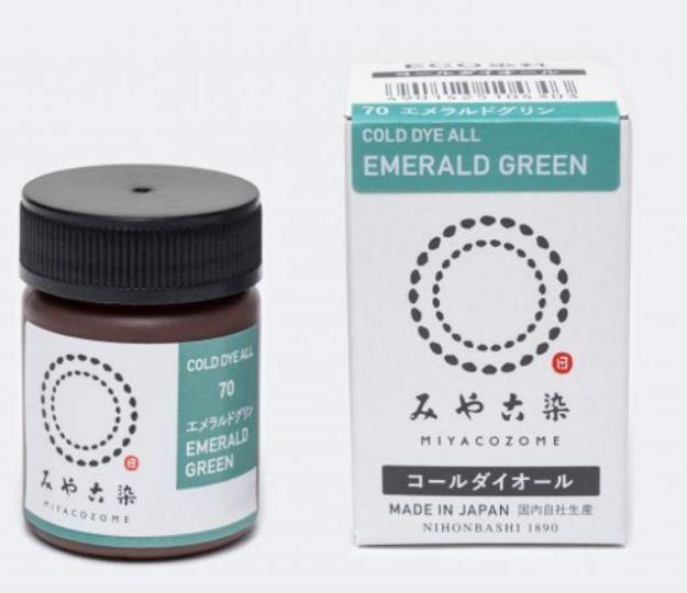 ITO COLD DYE ALL Emerald Green 70