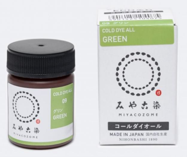ITO COLD DYE ALL Green 9