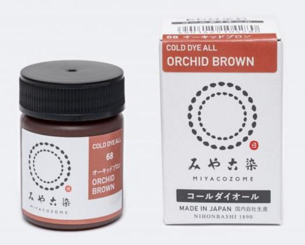 ITO COLD DYE ALL Orchid Brown 68