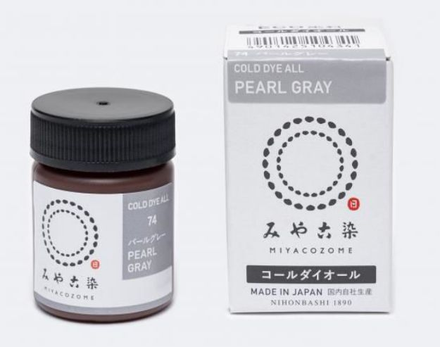 ITO COLD DYE ALL Pearl Gray 74