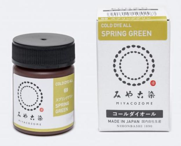 ITO COLD DYE ALL Spring Green 69