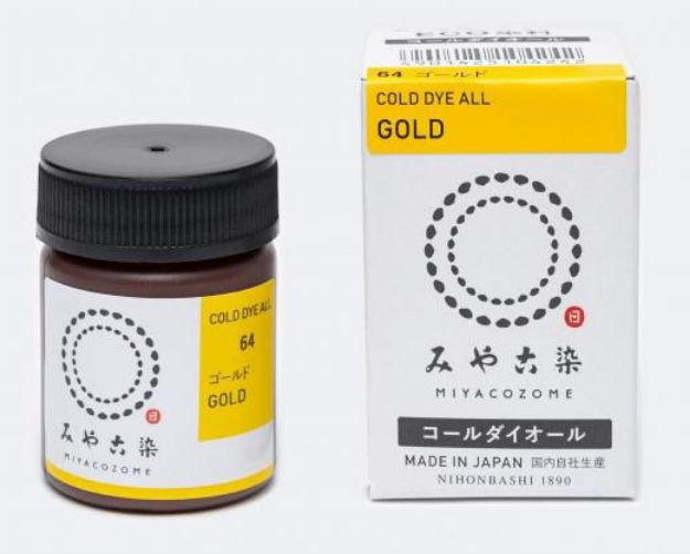 ITO COLD DYE ALL Gold 64