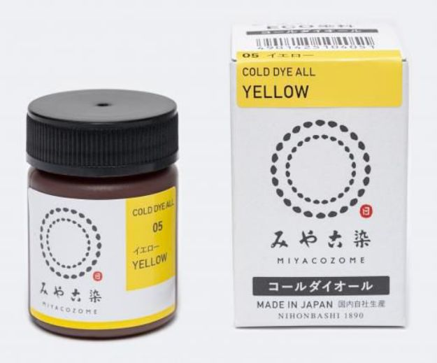 ITO COLD DYE ALL Yellow 5