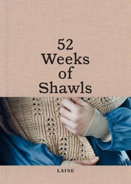 Bild von 52 Weeks of Shawls